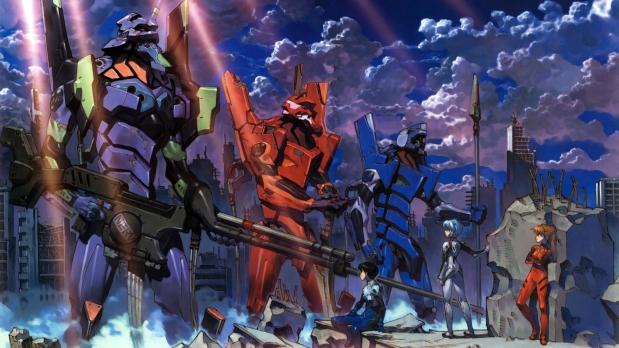 Neon Genesis Evangelion – ¿Una obramaestra?