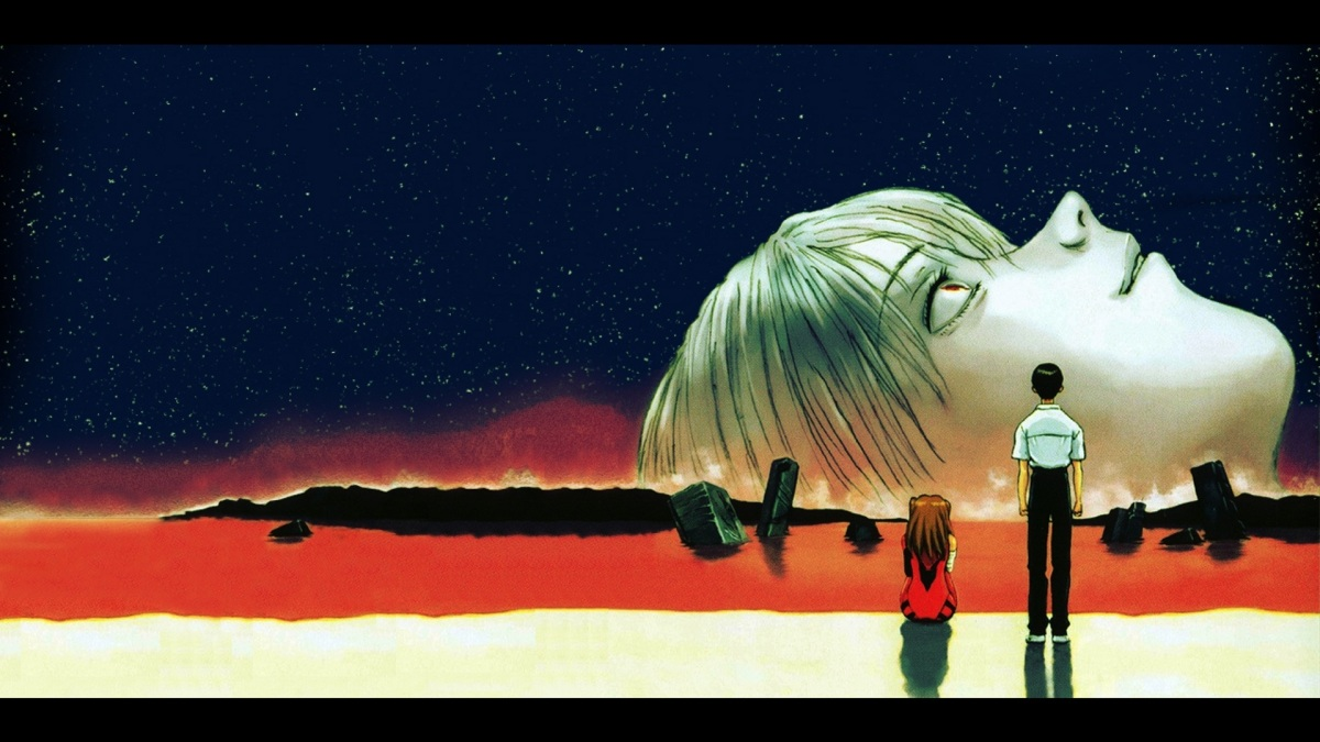 NGE: Death and Rebirth + The End of Evangelion - El auténtico final