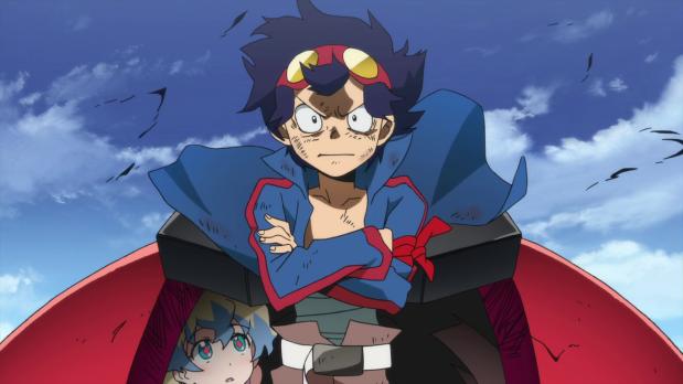 Tengen Toppa Gurren-Lagann – El mejor anime de la historia es un mecha y no esEvangelion